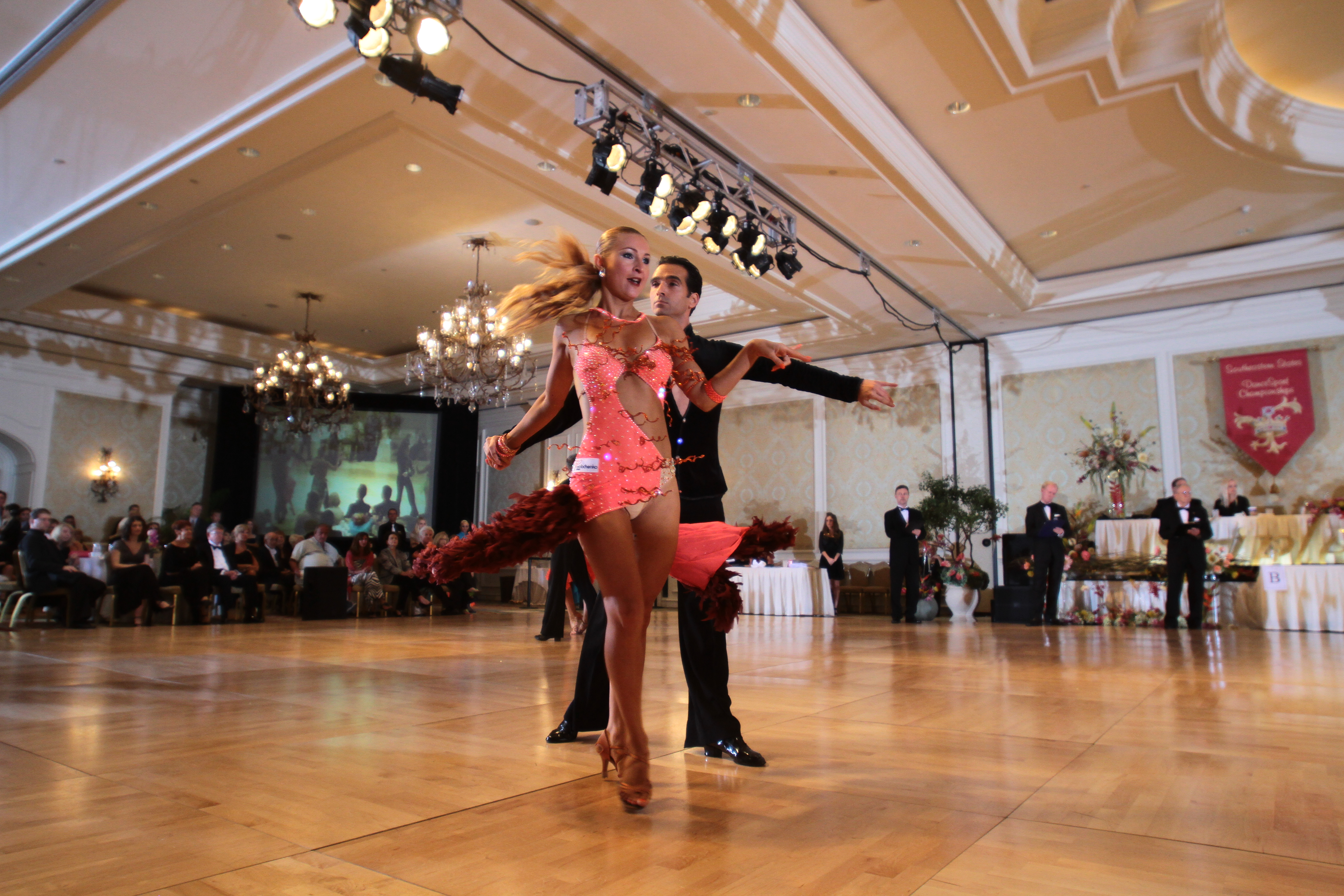 World Class Professional Ballroom Dance Coaching